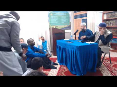 Ustadh Jilali Kattass at Masjid Al-Noor on January 4th, 2019