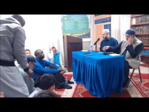 Ustadh Jilali Kattass at Masjid Al-Noor on January 4th, 2019